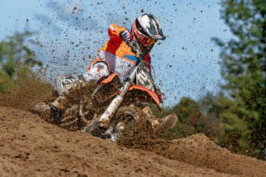 Cole Winston - Motocross rider at Martin MX Park