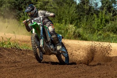 Denver Rigsby at Martin MX Park