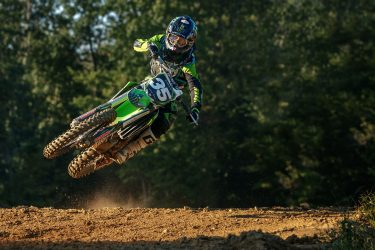 Joey Crown at Martin MX Park