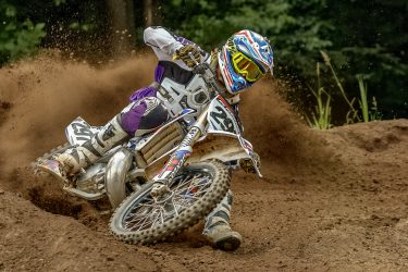 Joe Persenaire riding at Martin MX Park on Saturday August 16th 2014.